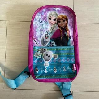 ディズニー(Disney)のアナと雪の女王 ミニリュック(リュックサック)