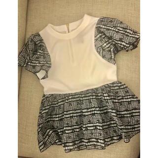 ドゥロワー(Drawer)の8万バーニーズギンガム シャネル プラダ  ヴィトン drawer Dior(Tシャツ(半袖/袖なし))