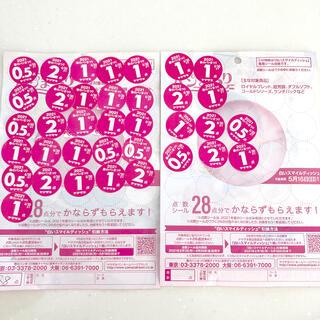 ヤマザキセイパン(山崎製パン)のヤマザキ春のパン祭り2021シール(その他)