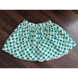 ボンポワン(Bonpoint)のフレアースカート 10(スカート)