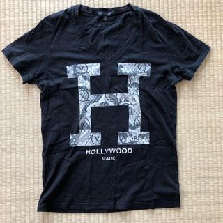 HOLLYWOOD MADE - ハリウッドメイド ヴァンキッシュ コラボ Tシャツ