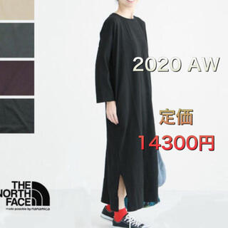 THE NORTH FACE - 【新品・未使用】THE NORTH FACE  コットンワンピース