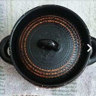 長谷園 カレー鍋(鍋/フライパン)
