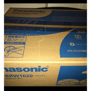 Panasonic - パナソニックDMR-BRW1020ブルーレイレコーダー1TB 2チューナー