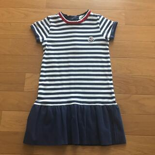 MONCLER - モンクレール☆キッズ ワンピース☆4a