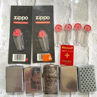 ジッポー(ZIPPO)のZIPPO&ライター5点セット+α(タバコグッズ)