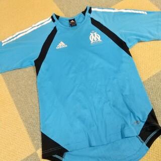 アディダス(adidas)のアディダス 水色 メンズ adidas トップス Tシャツ ウェア 半袖(ウェア)
