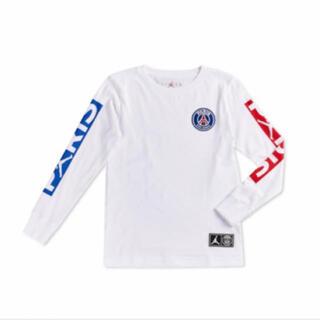 ナイキ(NIKE)のNIKE  jordan パリサンジェルマン PSG ロンT 新品未使用(Tシャツ/カットソー)