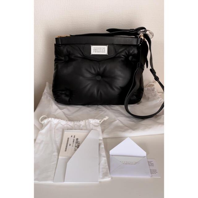 Maison Martin Margiela(マルタンマルジェラ)のレシートあり☆ メゾンマルジェラ グラムスラム ショルダーバッグ レディースのバッグ(ショルダーバッグ)の商品写真