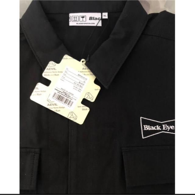 Supreme(シュプリーム)のwasted youth black eye patch ジャケット xl メンズのジャケット/アウター(ブルゾン)の商品写真
