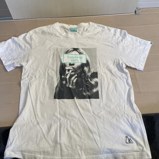 沖縄限定 fr2 Smorking kills Tシャツ
