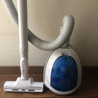 Panasonic - Panasonic パナソニック 紙パック式 掃除機 紙パック掃除機