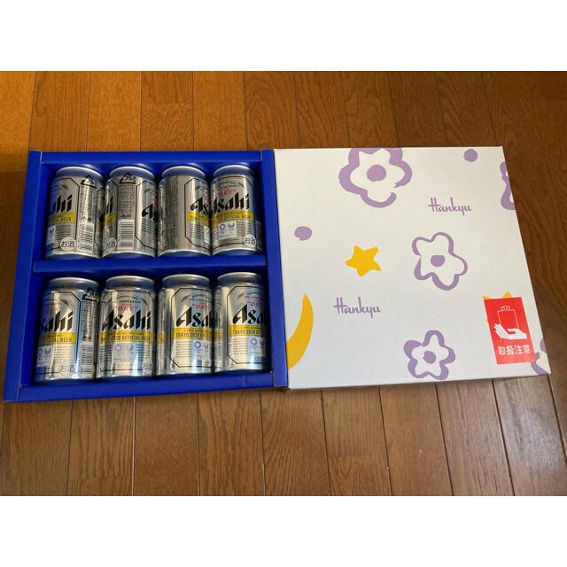 アサヒ(アサヒ)の缶ビール 食品/飲料/酒の酒(ビール)の商品写真