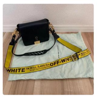 オフホワイト(OFF-WHITE)の国内正規品 off-white ショルダーバック(ショルダーバッグ)