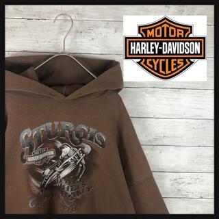 Harley Davidson - ハーレーダビットソン 70anniversaryモーターバイクレース限定パーカー