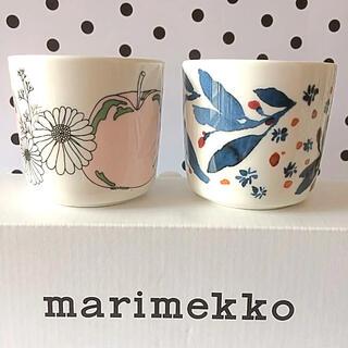 marimekko - ♡マリメッコ  ラテマグ  タルフリ ヒュフマ マグカップ marimekko