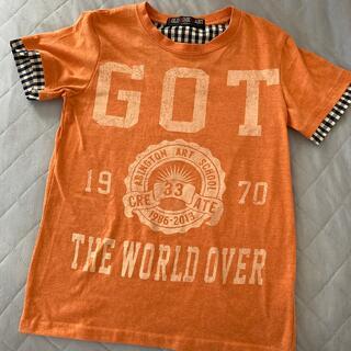 子供半袖Tシャツ