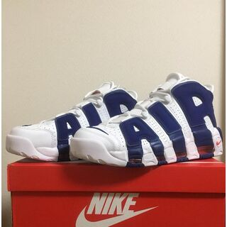 NIKE AIR MORE UPTEMPO '96 28cm(スニーカー)