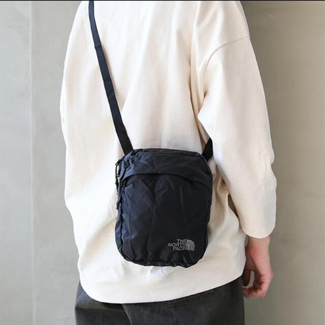 THE NORTH FACE(ザノースフェイス)の新品未開封 THE NORTH FACE グラム ショルダー バッグ 黒 メンズのバッグ(ショルダーバッグ)の商品写真