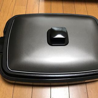 アイリスオーヤマ - 網焼き風ホットプレート2枚