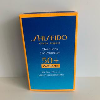 SHISEIDO (資生堂) - 資生堂 クリアスティック UVプロテクター