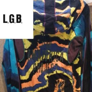 LGB - 【新品AMAZONICA】LGBクレイジーパーカー リックオウエンス ZARA