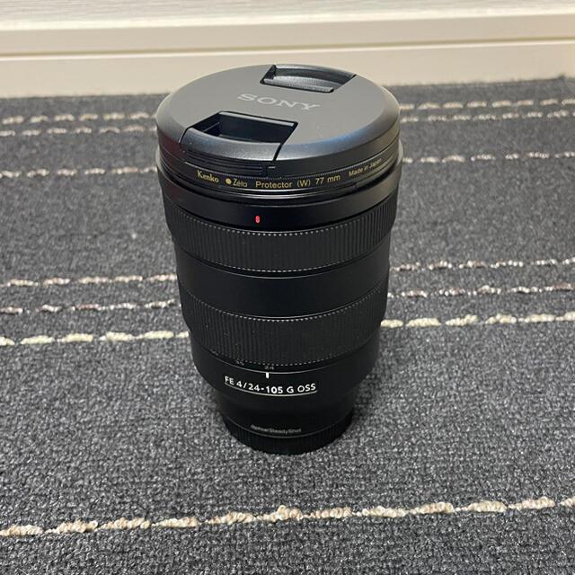 SONY(ソニー)の24-105mm sony eマウント ズームレンズ  SEL24105G スマホ/家電/カメラのカメラ(レンズ(ズーム))の商品写真