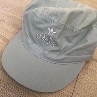 アディダス(adidas)のアディダスキャップ58cm(帽子)
