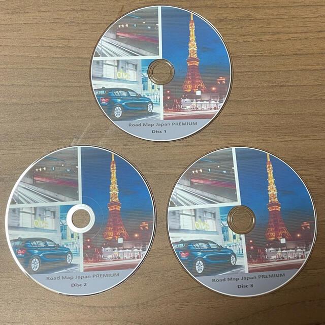 BMW(ビーエムダブリュー)のBMW CIC  ナビデータFSC付きJAPAN PREMIUM 2020    自動車/バイクの自動車(カーナビ/カーテレビ)の商品写真