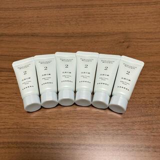 ドモホルンリンクル - ドモホルンリンクル 洗顔石鹸 7g×6本