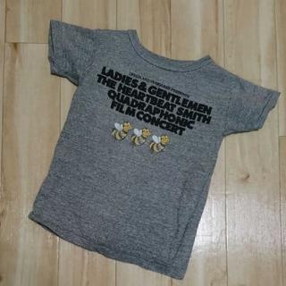 DENIM DUNGAREE - デニムダンガリー☆みつばち  Tシャツ  120センチ
