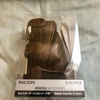 リコー(RICOH)のPENTAX Q ホルスターケース 新品(その他)