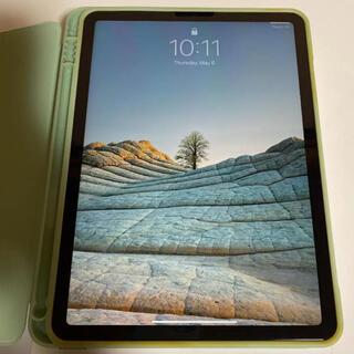 iPad - 美品 ipad air4 シルバー 64GB