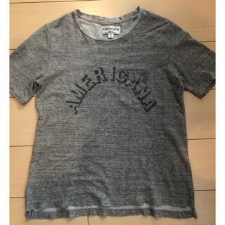 アメリカーナ(AMERICANA)のアメリカーナ Tシャツ グレー ドゥーズィエムクラス (Tシャツ(半袖/袖なし))