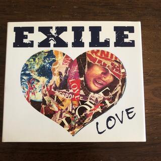 エグザイル(EXILE)のEXILE LOVE DVD付き3枚組(ミュージック)