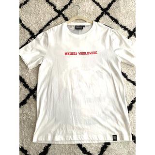 """ミシカ(MISHKA)のMishka """"Oversized Split Icons T-Shirt(Tシャツ/カットソー(半袖/袖なし))"""