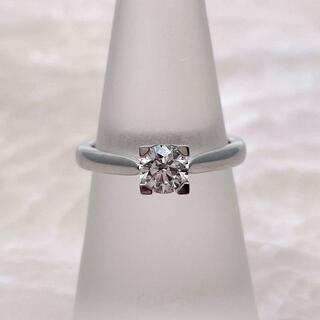 ハリーウィンストン(HARRY WINSTON)の★HARRY WINSTON★HWリング ダイヤ 婚約指輪 D0.50ct(リング(指輪))