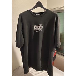 KITH Tシャツ 21SS ブラック XL ボックスロゴ 正規品 キス 新品