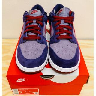 NIKE DUNK LOW SP PLUM 27cm(スニーカー)