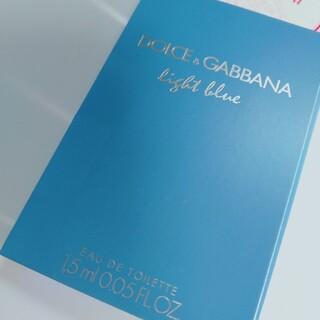 ドルチェアンドガッバーナ(DOLCE&GABBANA)の5 ドルチェ&ガッバーナ香水サンプル(ユニセックス)