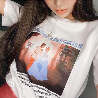 eimy istoire - Cinderella dress Tシャツ※B品(絵のカスレがある為)