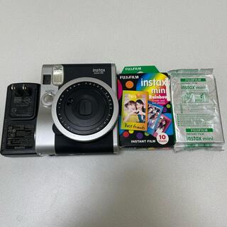 フジフイルム(富士フイルム)のチェキ instax mini 90 ネオクラシック(フィルムカメラ)