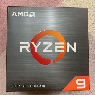 Ryzen 9 5900X(PCパーツ)
