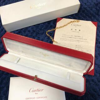 Cartier - カルティエ 18K イエローゴールド ブレスレット
