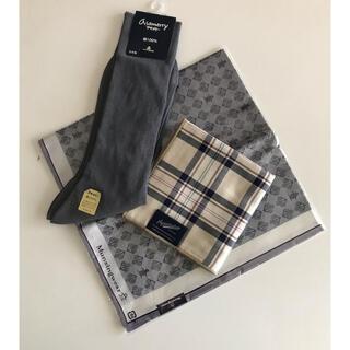 マンシングウェア(Munsingwear)の新品未使用ハンカチ おまとめ(ハンカチ/ポケットチーフ)