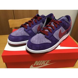 NIKE DUNK LOW SP PLUM 29cm(スニーカー)