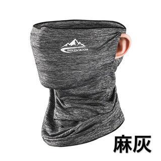 フェイスマスク 冷感 フェイスカ バー 夏用 UVカット ひんやり 水着マスク(ウエア)