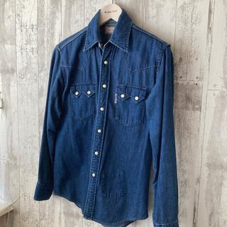 ブルーブルー(BLUE BLUE)のデニムシャツ BLUE BLUE(シャツ)