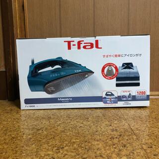 T-fal - 【新品 未開封】ティファール スチームアイロン マエストロ