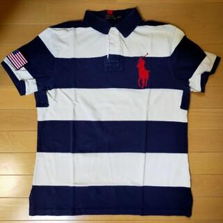 POLO RALPH LAUREN - ポロ・ラルフローレン メンズ ポロシャツ Lサイズ